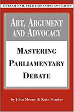 Art, Argument and Advocacy