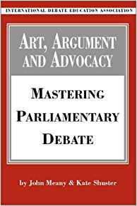 Искусство, аргументация и адвокация (англ)