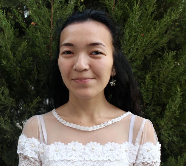 Бегимай Калчороева