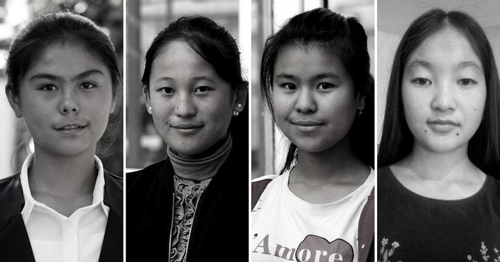 «Чексиз Достук»: Девочки, меняющие свои сообщества